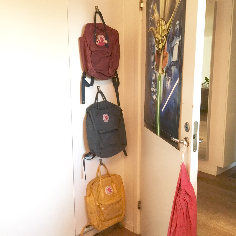 backpack storage